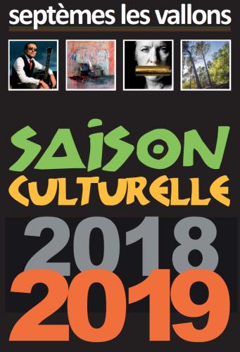 La saison culturelle