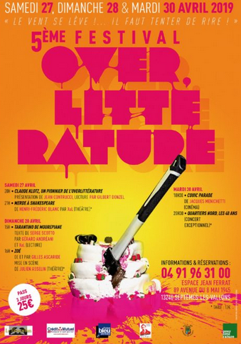 Festival over littérature