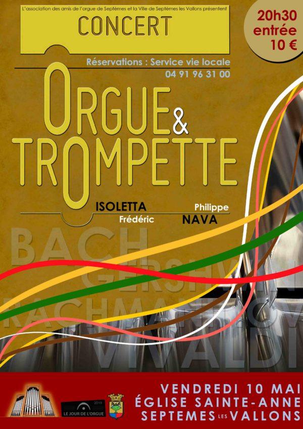 Orgue & trompette