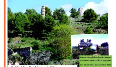 Les cheminées des collines