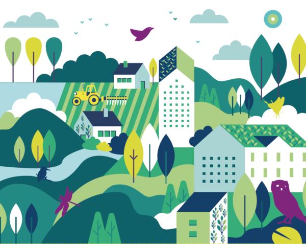 Diplôme reconnaissance nationale : Ville de Septèmes-les-Vallons engagé pour la nature