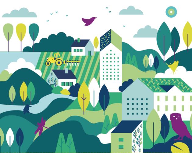 Diplôme reconnaissance nationale : Ville de Septèmes-les-Vallons engagée pour la nature