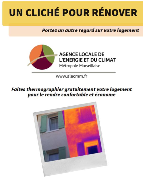 Thermographier gratuitement votre logement