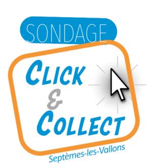 Sondage : plateforme numérique de click & collect pour Noël