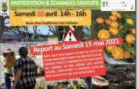 REPORT – Échange et Partage – plantes et graines de nos jardins