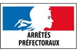 Arrêtés préfectoraux