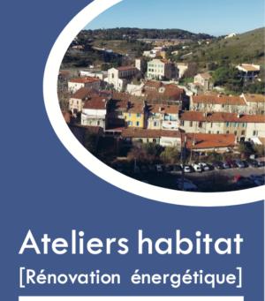 """Atelier habitat """"rénovation énergétique"""""""