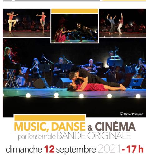 Music, Danse & Cinéma