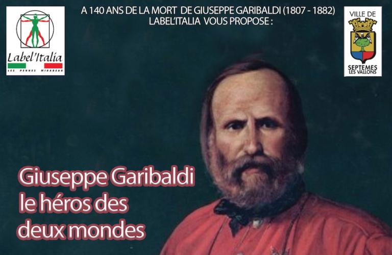Conférence G.Garibaldi le héros des deux mondes