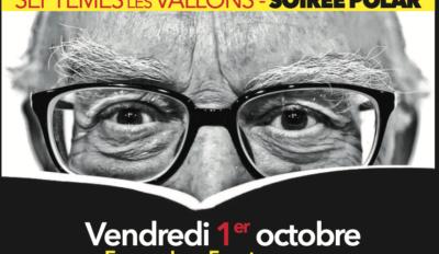 Conférence débat : l'univers littéraire d'Andréa CAMILIERI
