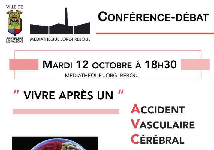 Conférence Débat sur l'AVC